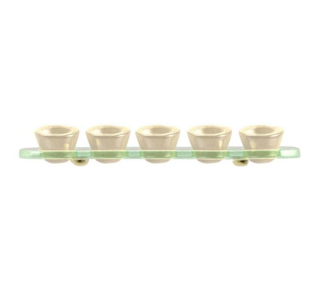 Spice holder with tiny bowls