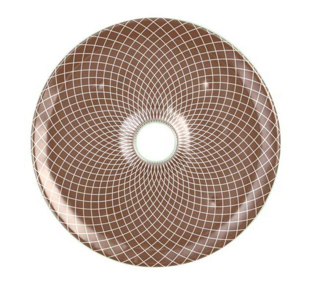 Doe brown dessert platter