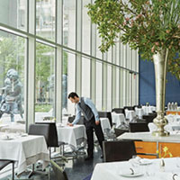 The Modern Restaurant New York