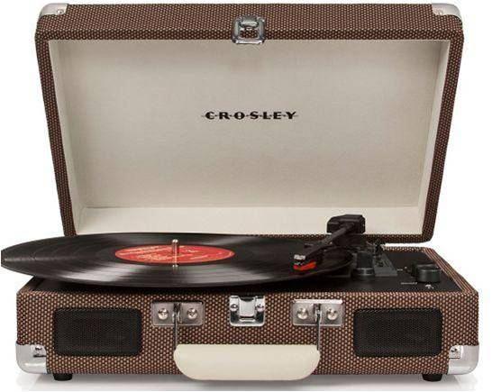 Bluetooth Vinyl Player