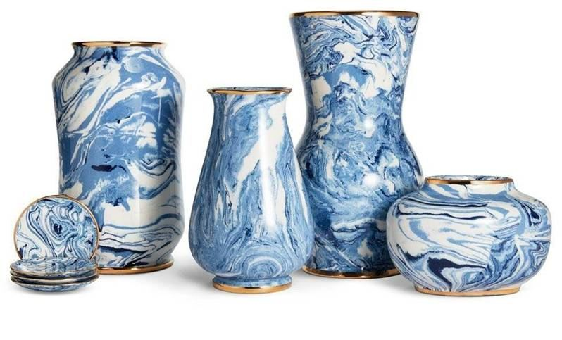 Matching Set of Vases
