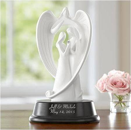 Celebratory Angel Statue