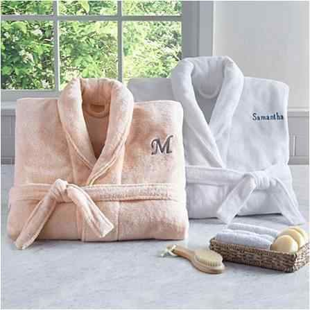 Classy Plush Robes for her and for him