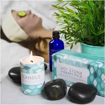 Hot Stone Relaxation Package