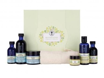 Mother and Baby Skincare Products