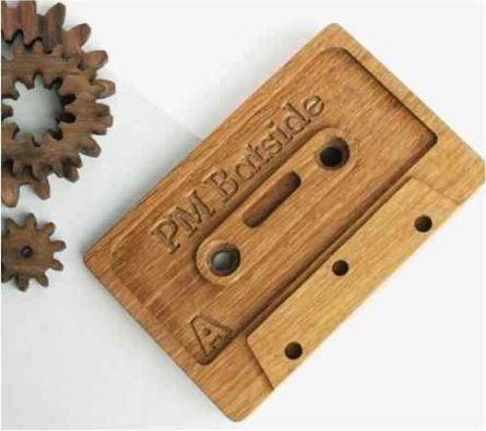 Cassette Doorstop