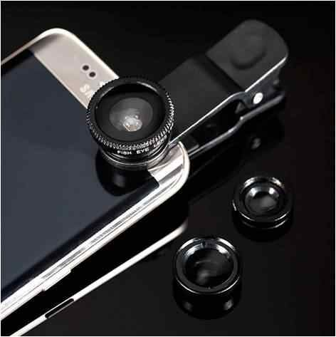 Selfie-Camera Lens Set