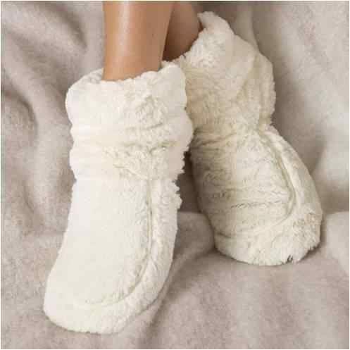 Plush Boots
