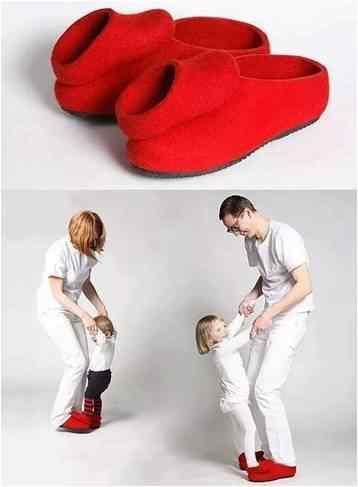 Baby – Parent Dancing Shoes