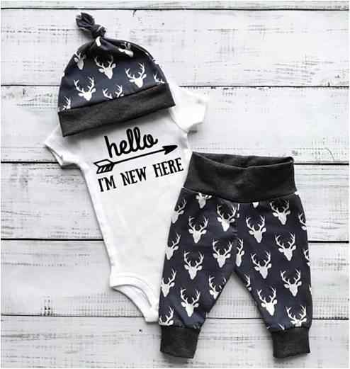 Full Baby Outfit