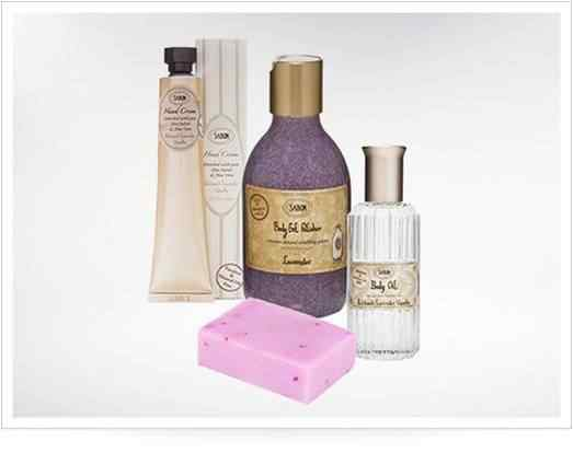 Body and Hand Care Products