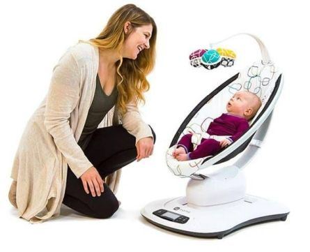 High-Tech Baby Seat