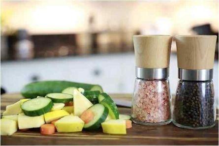 Salt and peper