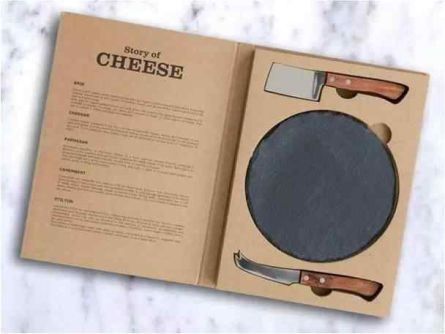 Cheeseboard Serving Kit