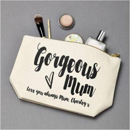 Personalized Make-Up Pouch