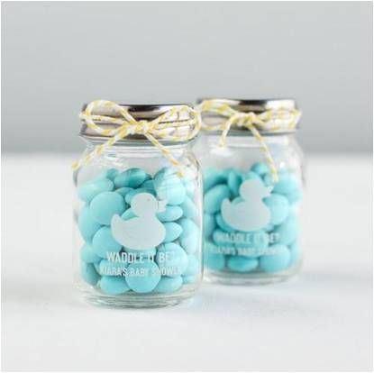 Printed Mini Jars