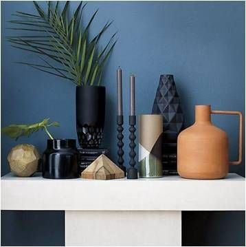 Handcrafted minimalistic vases
