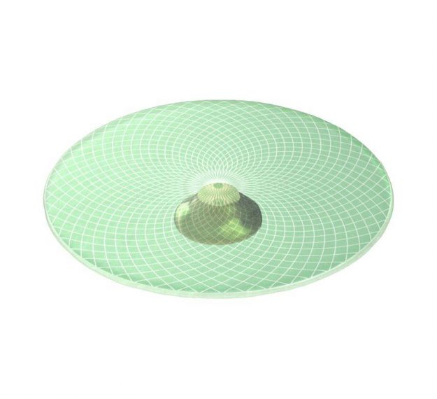 Mint Green Wedding Cake Stand - An Opulent Touch by Anna Vasily - 3/4 View