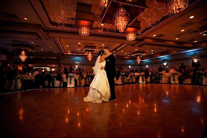 Wedding ideas - ballroom dancing, wedding reception, first dance