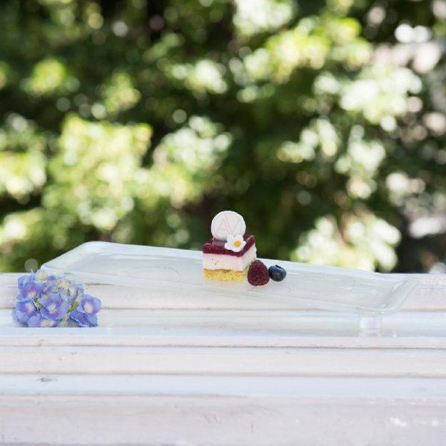 Beige Mini Decorative Tray by AnnaVasily