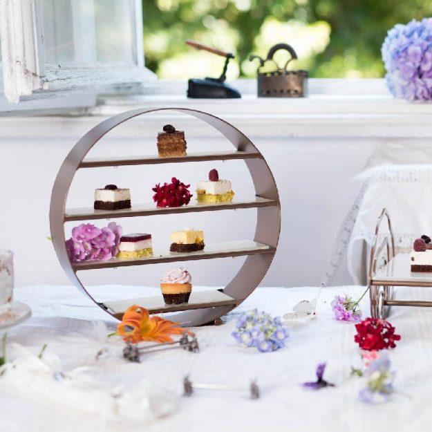 Modern Tier Cake Stand Deu Designed by Anna Vasily