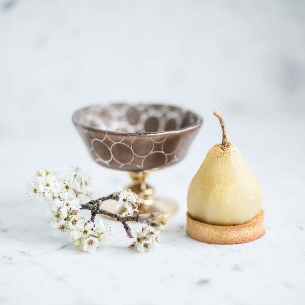 Modern Ice Cream Bowls Kiera by Anna Vasily