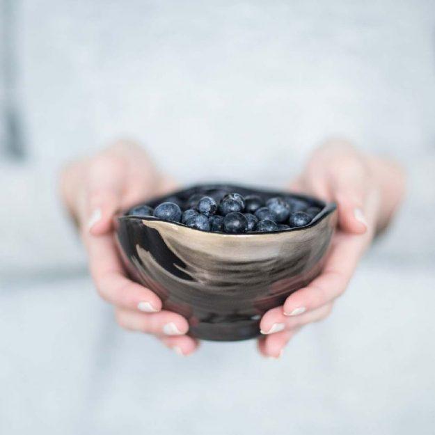 Small Handmade Rice Bowl Set/4