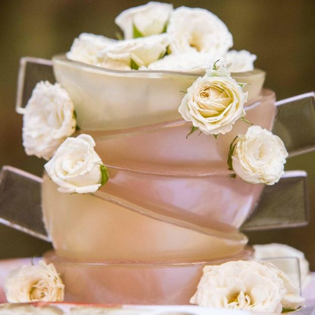 Rose Gold Tea Cup And Saucer Sop by Anna Vasily