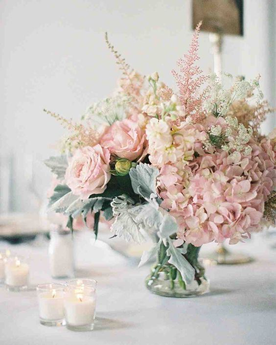 Pretty Pastel Floral Arrangement