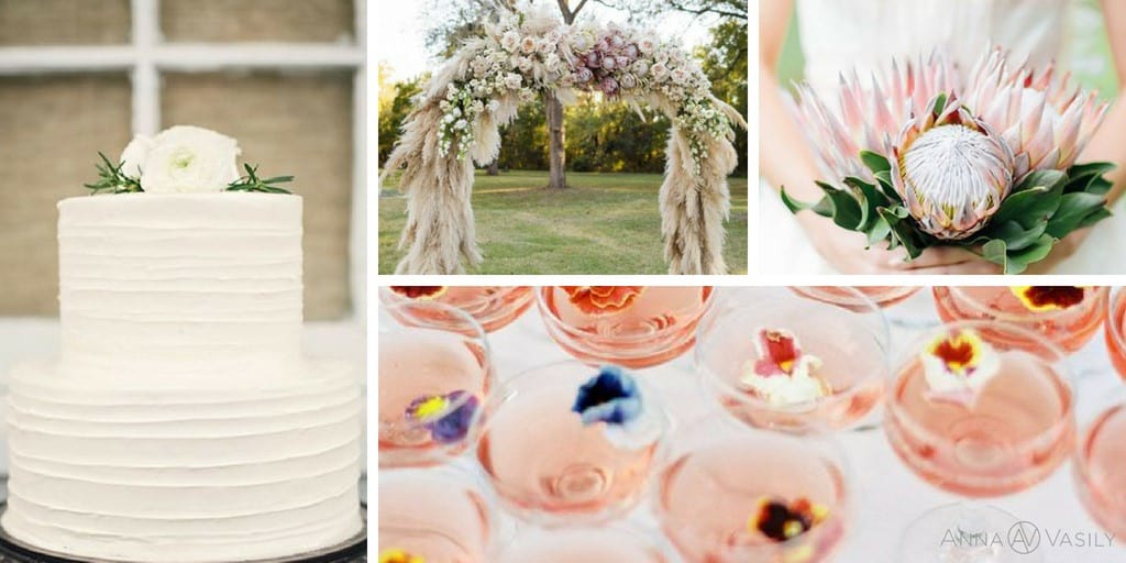 simple weddings for 2018