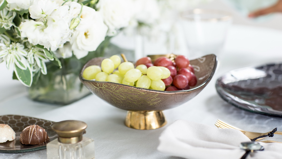Decorative Glass Bowl Glass Dish Glass Glass Vase Vase Bowl