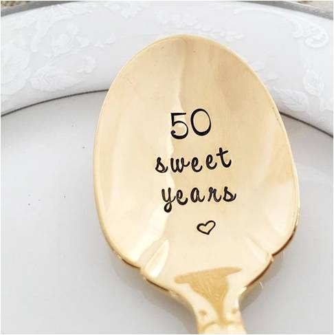 Stamped Spoon