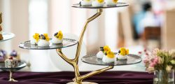 The Magnificence of the Tiered Cake Stands